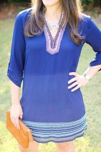 Stitch Fix - Chana Embroidered Dress