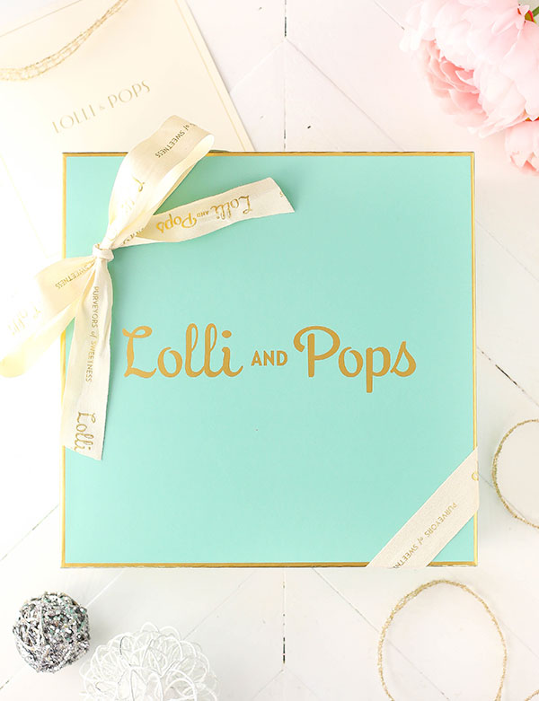 Lolli and Pops Gift Box