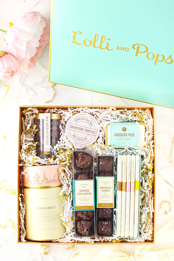 Lolli and Pops Gift Box - Fancy That Box