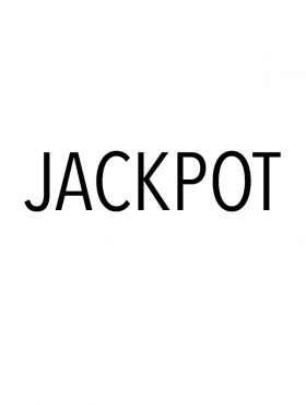 """features image for post - white with black text that says """"jackpot"""""""