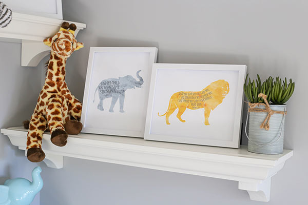 Astounding Safari Animal Twin Nursery Life Love And Sugar Lifestyle Download Free Architecture Designs Lukepmadebymaigaardcom